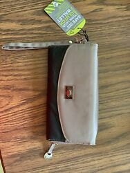 Travelon RFID Clutch Wallet New With Tags $25.00