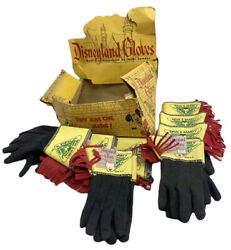 Box Of 8 Pairs Of Kid Gloves 1950s Walt Disney Spin And Marty Triple R Ranch Tv