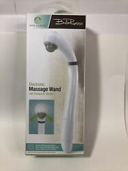 Bella Russo Electronic Therapy And Massage Wand With Therapeutic Vibration Nib
