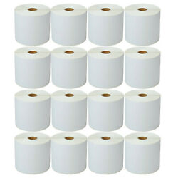 16rolls 4x6 Direct Thermal Shipping 500 Labels For Zebra Lp2824 Tlp2844 Lp2442