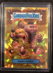 2020 Garbage Pail Kids Sapphire Gold Hairy Gary 55a 5/15