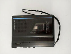 Realistic Minisette-20 Cassette Recorder Player 14-1055a - Tested