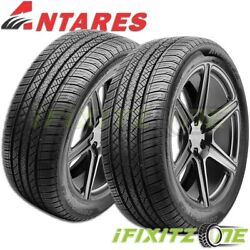 2 Antares Comfort A5 All Season 265/75r16 116s Truck Suv Cuv 45000 Mile Tires