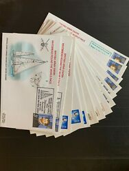 Whitbread Round The World Race - British Army Entry Event Covers Full Set Of 11