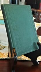 Frankenstein By Mary W Shelley,1869, 3rd Us Edition-orig Binding, Rare Cond