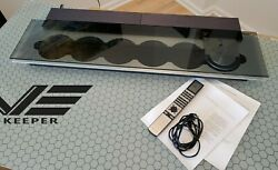 Bang And Olufsen Beosound 9000 Mk1 Good Condit W/ Wall Bracket And New Laser