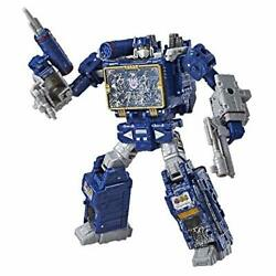 Transformers Toys Generations War For Cybertron Voyager Wfc-s25 Soundwave Action