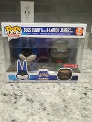Funko Bugs Bunny And Lebron James 3.75 Inch Action Figure - 2 Pack