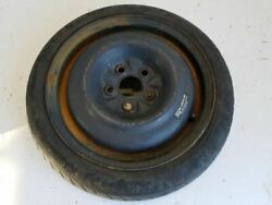 Wheel Rim 14x4 Compact Spare With Tire 4 Stud Fits 95 96 Dodge Neon Oem