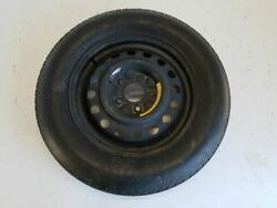 Wheel Rim 17 Compact Spare With Tire Fits 99-00 Jeep Grand Cherokee Oem