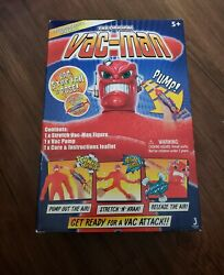 Stretch Armstrong The Original Vac-man Action Figure 14 Inches Brand New