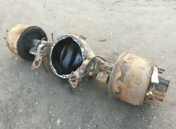 Rear Axle Drum Brakes From Man Hocl 16.370 1995
