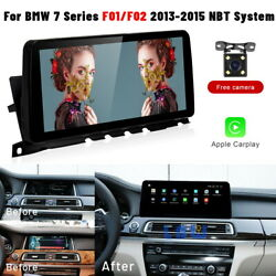 For Bmw 7 Series F01 F02 Nbt 12.3 Android Car Radio Stereo Gps Navi Dvd Player