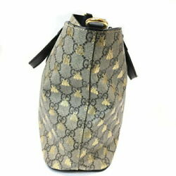 473887 Gg Bee 2way Bag Women And039s Used-a _86851