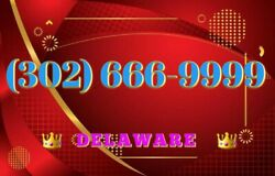 302 Easy Phone Number 302 666-9999 Awesome Delaware Double Repeaters Number