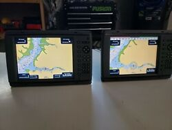 Garmin Gpsmap 6212 Perfect Working Condition And Perfect Clean Screen 2 Available