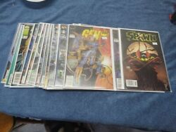 Image Comics 1 And Up Spawn Newsstands