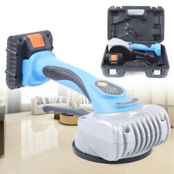 Professional Tile Vibrator Suction Tiling Machine Floor Laying Tool 50-150hz/s