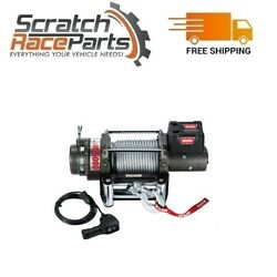 Warn Chevy/dodge/ford/gmc 15000 Lbs 47801 12v Vehicle Recovery Winch For 92-19