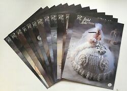 Annie's Calendar Bed Doll Society, Bridal Belle Collection, 13 Crochet Patterns