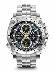 Bulova Menand039s 96b175 Precisionist Stainless Steel Watch
