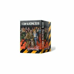 Zombicide Team Building Deck Board Game New