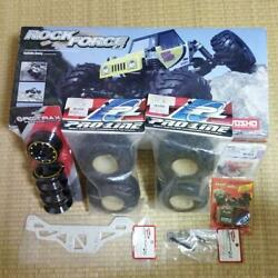 Rc Rock Roller Kyosho Force 2.2 Kit And Parts Set
