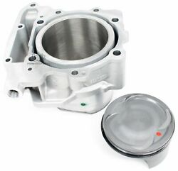Can-am 08-12 Spyder Roadster Rs Gs Engine Cylinder And Piston Assembly 420623227