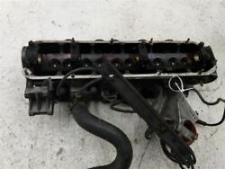 Cylinder Head Fits 90-92 B3 Audi 80 No Cam Otherwise Nice Shape 188282