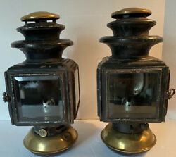 Antique Ford Model T Lamps The Victor Lamp Co.