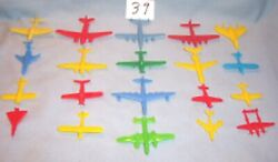 Lido Marx Renwal Cracker Jack Multiple Products Toymakers Mpc Planes Playset 39