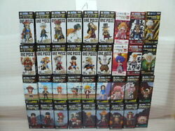 One Piece World Collectible Figure Luffy, Law, Zorro, Nami, Chopper And Others 3