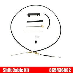 Shift Cable Kit For Mercruiser Alpha One Gen I And Ii Replaces 865436a02