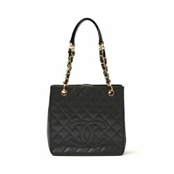 Pst Tote 50995 Black Women And039s Bag Secondhand _6937