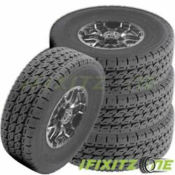 4 Nitto Dura Grappler 275/55r20 117h Xl Commercial Lt Truck Highway Tires