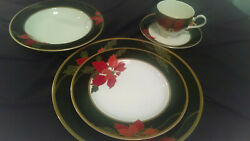 5-pc Place Setting Christmas Eve By Mikasa - Discontinued