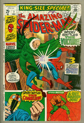 Amazing Spider Man Annual #7 The Vulture Chameleon and a Guy Named Joe