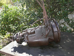 1931 Buick Model Series 80 90 3 Speed Transmission, Shifts Into Every Gear Nice