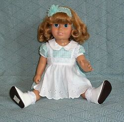 Mattel Repro Chatty Cathy Vinyl Doll 19 Talker Beautiful And Clean New Clothes