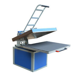 220v 31x 39in Clamshell Thermo Sublimation Transfer Heat Press Machine 6600w 1p