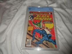 Cbcs Graded 8.5 Marvel Jungle Action 24 With The Black Panther Comic Book