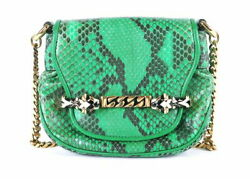 Shoulder Bag Green Chain Length 92cm Women And039s Compact Present Gift _95499