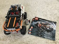Lego Technic 4x4 Crawler 9398 - Complete With Manuals
