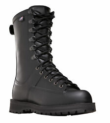Danner Fort Lewis 10in Mens Black Leather Usa Military Boots 29110