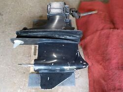 Mercruiser Trs Used Outdrive Lh Rotation 1.51 Ratio Turns And Nice Exterior