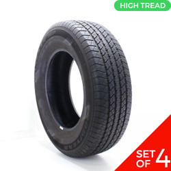 Set Of 4 Driven Once 255/70r18 Goodyear Wrangler Hp 113t - 10/32