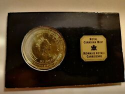 1997 One-ounce Canadian Gold Coin