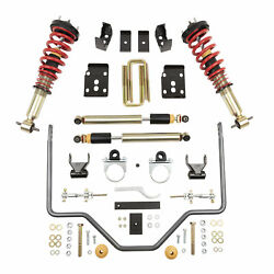 1000hkp Belltech Complete Kit Inc. Damping/height Adjustable Front Coilovers And