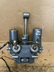Yamaha 2-stroke 60 70 75 85 90hp Outboard Tilt And Trim 2 Wire With New Motor