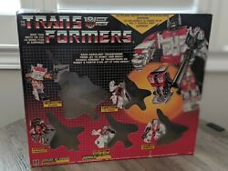 Transformers G1 Superion Canadian Giftset Mib Unused Contents